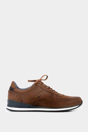 Sneakers casual de cuero vintage