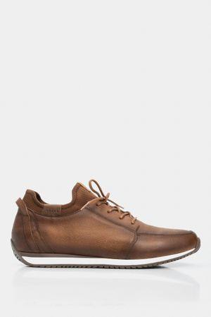 Sneakers deportivos valeto de cuero para hombre vintage
